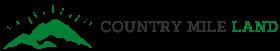 Country Mile Land logo