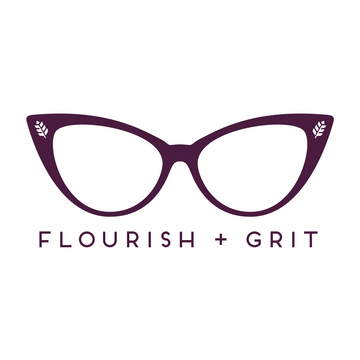 Flourish & Grit logo