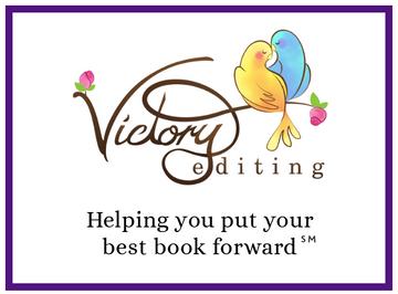 Victory Editing logo