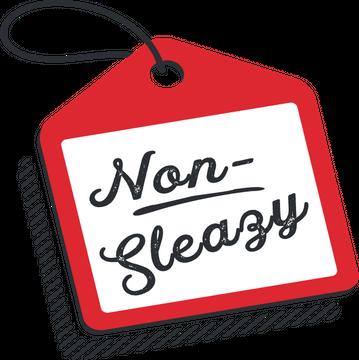 The Non-Sleazy Sales Academy logo